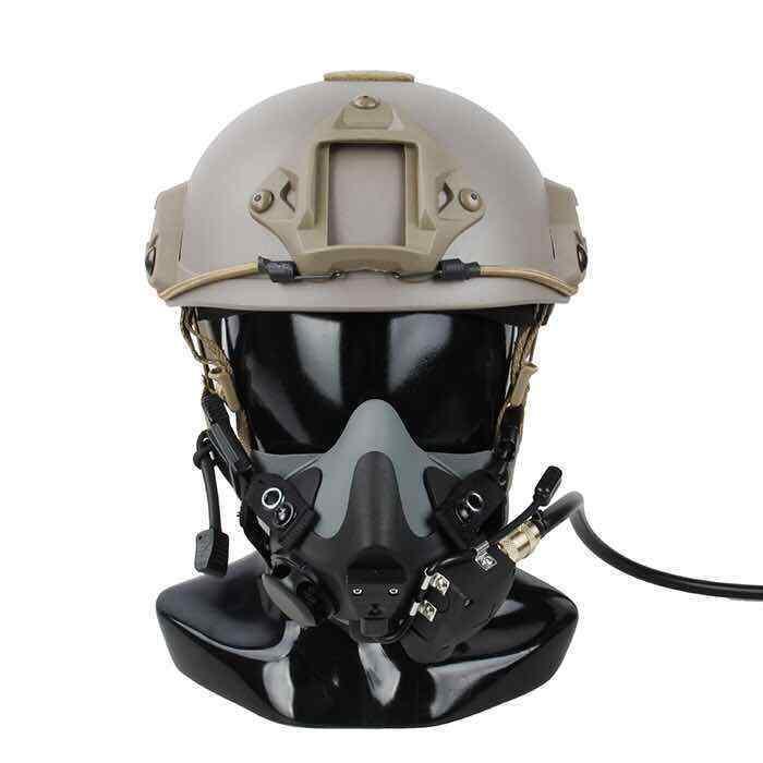 Phantom Carlton Ghost Parachute Jump High and Low Rescue Masks HALO DEVGRU OPS