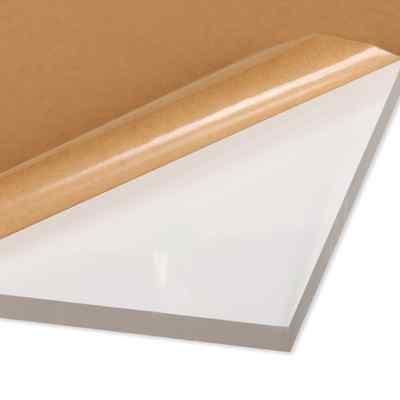 Clear Acrylic Plexiglass Sheet 12 X 12 X 24