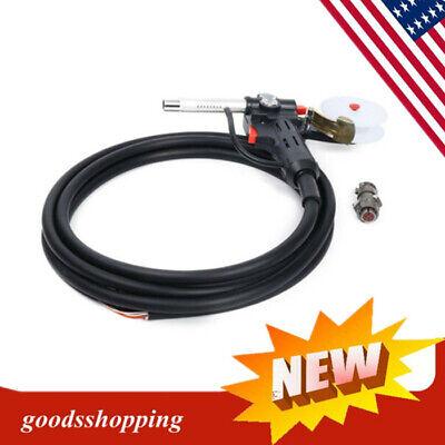 Diy Mig Spool Gun Push Pull Feeder Aluminum Welding Torch With 5m Lead