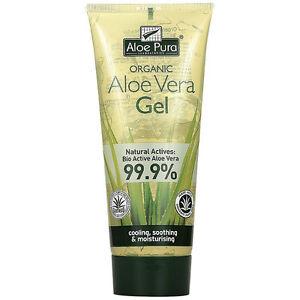 Aloe Pura - Organic Aloe Vera Gel - 200ml