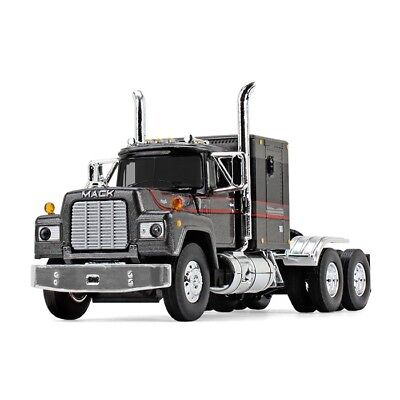 MACK R MODEL SLEEPER CAB GRAY 1/64 DIECAST MODEL BY FIRST GEAR 60-0376 for sale  Shipping to Nigeria