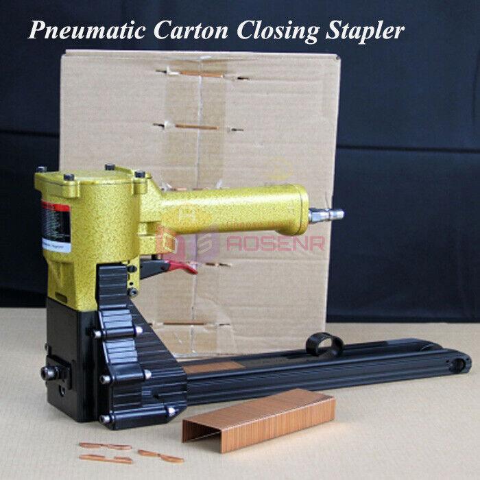 Pneumatic Carton Closer Box Sealing Machine Carton Sealer Box Staplers Nail Gun