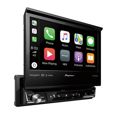 Pioneer AVH-3400NEX 1 DIN DVD/CD/MP3 Player 7