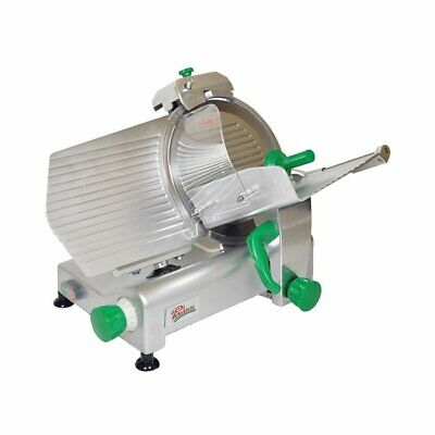 Primo Ps-12 Manual Feed Meat Slicer With 12 Blade Belt Driven