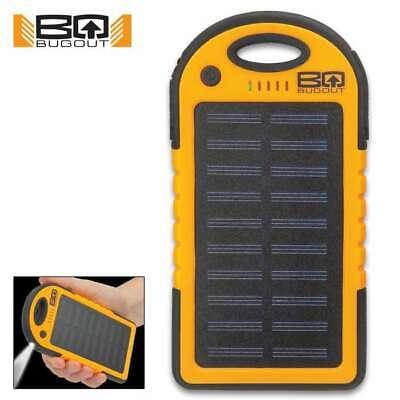8000mah solar battery charger power bank