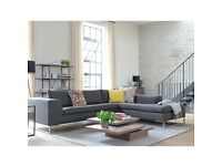 Dwell Vienna corner sofa 2 months old, EXCELLENT condition