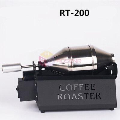200g Electric Coffee Roasting Machine Coffee Roaster Household Coffee Bean Baker