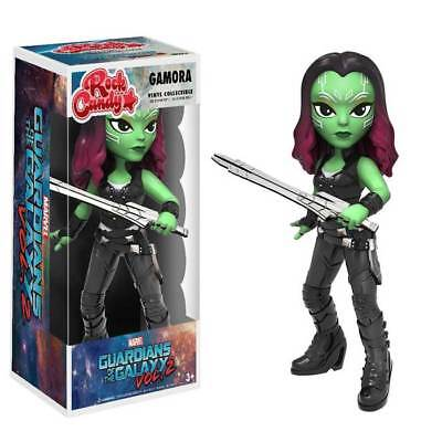 Gamora Funko Rock Candy Marvel Guardians of the Galaxy 2 Collectible Figure