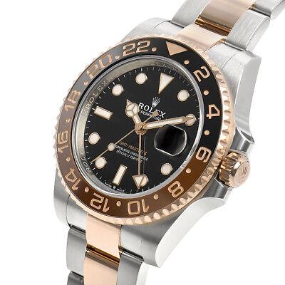 Rolex GMT-Master II 126711 CHNR Root Beer Bezel Oyster Bracelet 40mm Watch