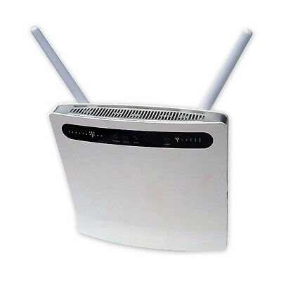Telekom Speedport LTE 2 /II ROUTER WLAN Huawei B593/4G/3G mit 2 Antennen wie Neu