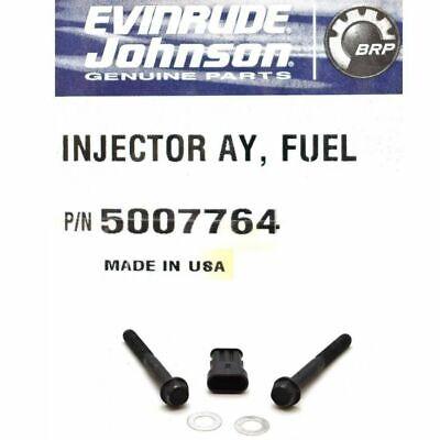 NEW EVINRUDE OMC//BRP 5004459 FUEL LIFT PUMP /& BRACKET