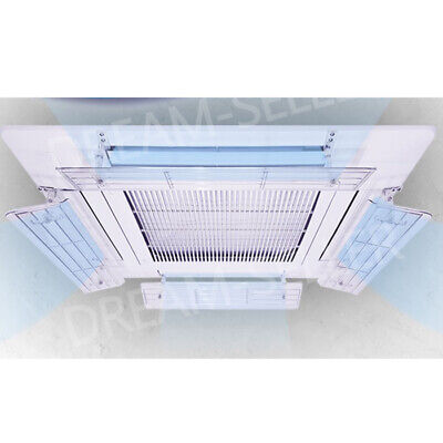 Air-Conditioner Wind Deflector Ceiling Type 4way  Angle Adjustable Easy Assemble