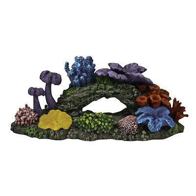 Blue Ribbon Pet Products Hawaiian Reef Aquarium Decorations Ornaments