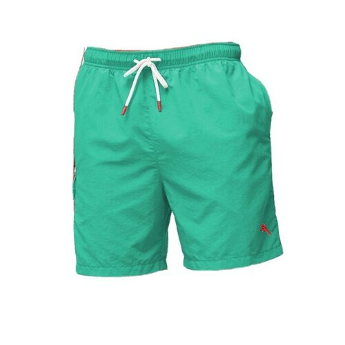 $85 Tommy Bahama Mens Swim Trunks Cargo Board Shorts Naples Coast Green 4XL 4X Clothing, Shoes & Accessories