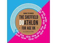 Sheffield Duathlon for Age UK