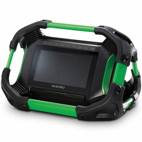 Hikoki 18v Television And Radio Digital Skin Ur18dsmlh4z