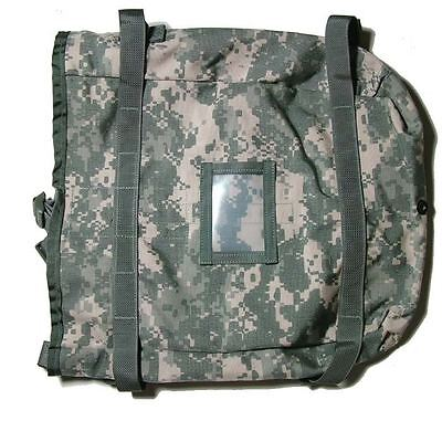 ONE New  US Military Issue ACU Digital Camo Radio Pouch Ruck Sack Pack MOLLE II
