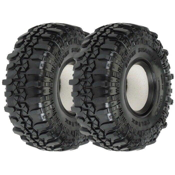 """Pro-Line 1197-14 Interco TSL SX Super Swamper XL 1.9/"""" G8 Crawler Tires//Foam 2"""