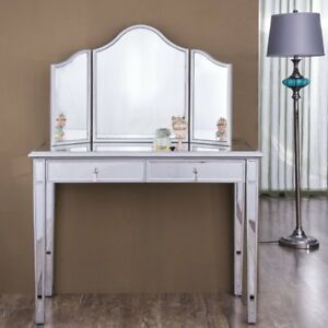 Orpha Contemporary Handpainted Vanity without Mirror