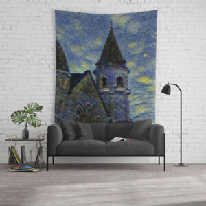 wall tapestry, pillow, clock, duvetcover - 25% off