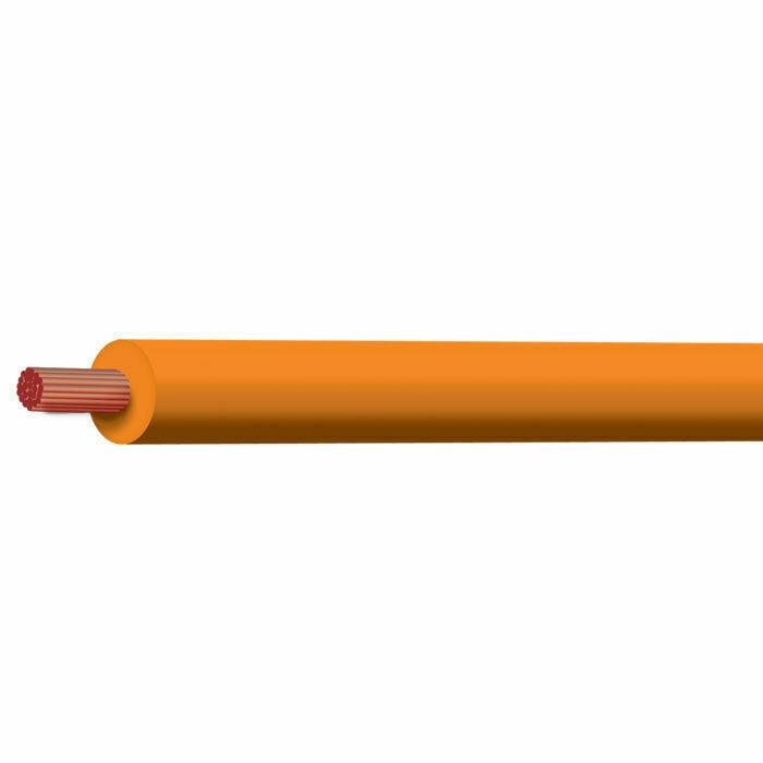 14//0.32 AUTO 150 3mm SINGLE CORE CABLE GREY 30m