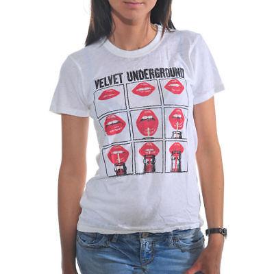 Junk Food Vintage Shirts (Ladys Shirt Junk Food Originals Vintage Velvet Underground -NEU-)