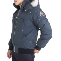 *NEUF – NEW* MOOSE KNUCKLES *BALLISTIC BOMBER* Homme *L*