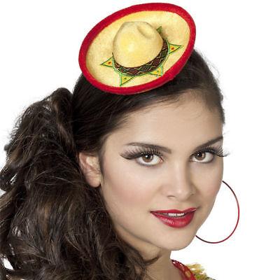 elb Mexikanerhut    (Mini-sombrero)