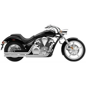 2010-14 SPEEDSTER S/D VT1300CR/S/T/X EXHAUST
