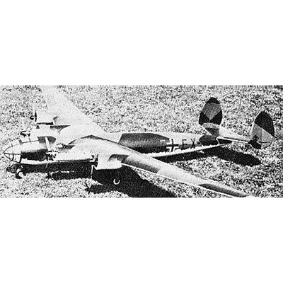 Bauplan Messerschmitt Me 264