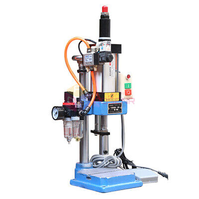 Jna50 Pneumatic Press Machine Small Desktop Punch Punching Machine Press 200kg