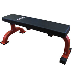 BRONSON Commercial Heavy-Duty Flat Bench BFB15L