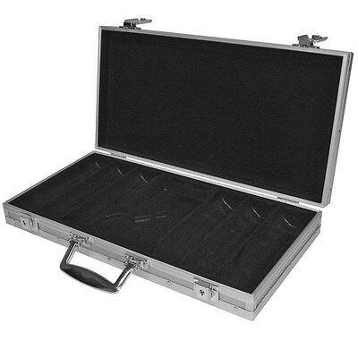 300 Count Aluminum Case Poker Chip Holder