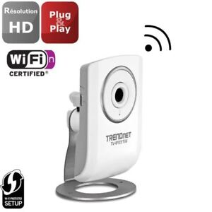 Trendnet TV-IP551W Wireless N Internet Camera: Brand New in Box