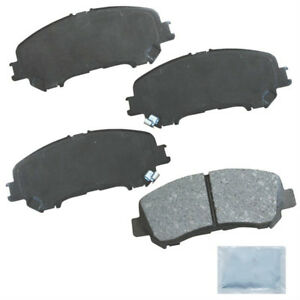 Front Brake Pads 1737* fit: Nissan Rogue 2015-2014