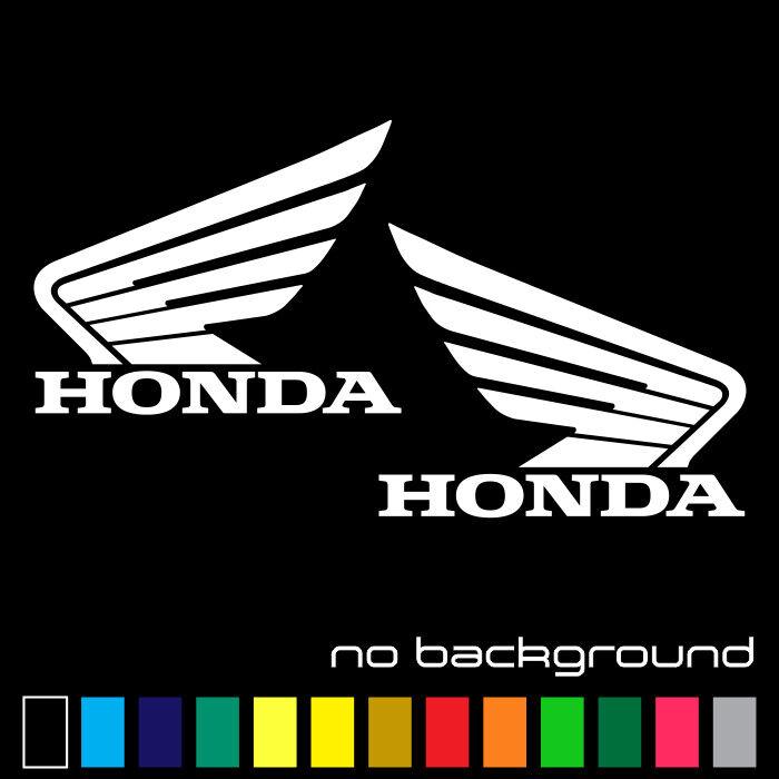 Home Decoration - Honda Wing Logo Sticker Vinyl Decal Emblem Motorcycle Tank 929 f3 f4 1000 900rr