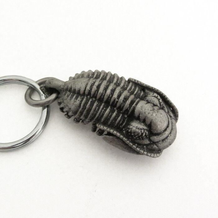 Trilobite Keychain  Paleontology Gift