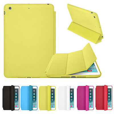 Luxury Slim Stand Smart Case Leather Back Cover For Apple iPad mini Retina Cheap