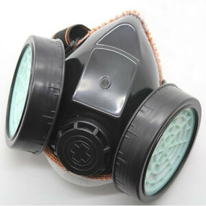 Anti-Dust-Spray-Industrial-Chemical-Gas-Respirator-Mask-Safety-Guard-Filter-Tool