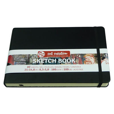 NEU Art Creation Sketch Book, 14,8x21cm, 80 Blatt