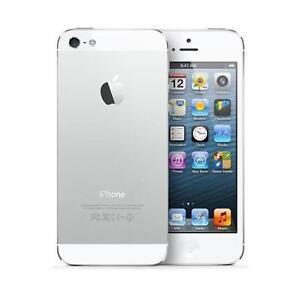 IPHONE 5S BLANC 16GIG ROGERS/CHATR COMME NEUF 160$$$