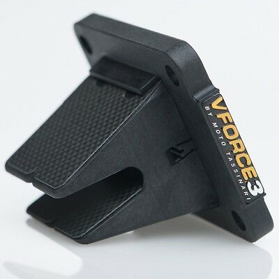 V-force 3 Reed Cage (1988-2013 Kawasaki KX 80/85/100 V-Force 3 Reed Cage/Block Carbon Fiber Petals  )