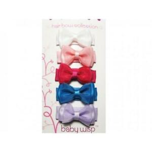 Boucles Chics pqt de 5 Light Organza