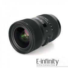 NEW Sigma AF 18-35mm F1.8 DC HSM Lens Art Series for Canon