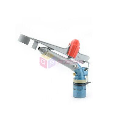 2 Alloy Irrigation Sprinkler Gun Water Spray Gun System Impact Sprinkler Heads