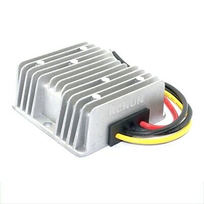 Waterproof Car Voltage Stabilizer Dc-dc Buck Boost Converter Module Dc 12v24v
