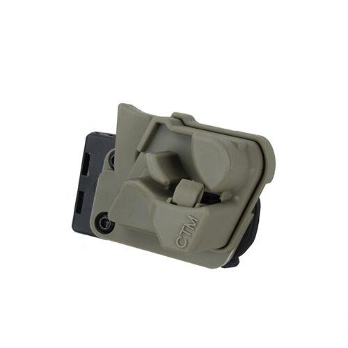 TMC x CTM Lightweight Nylon Holster for Action Army AAP01 Pistol (DE) CTM-APH-DE