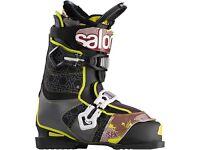 Salomon SPK PRO 110 - ski boots ('no more toe bang' feature)