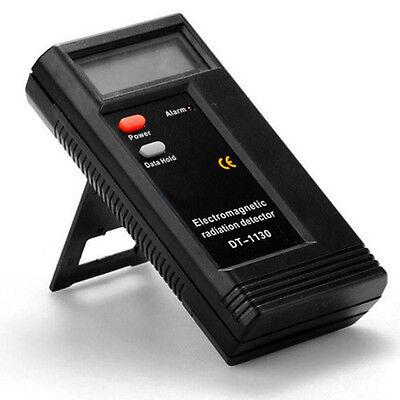 New Lcd Digital Electromagnetic Radiation Detector Emf Meter Tester Excellent