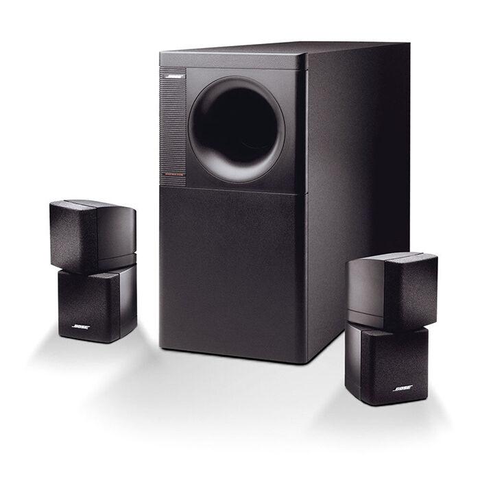 bose lautsprecher kleine soundwunder ebay. Black Bedroom Furniture Sets. Home Design Ideas